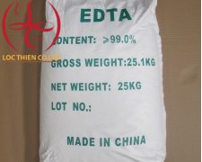 EDTA, ETHYLENEDIAMINETETRAACETIC ACID