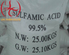 SULFAMIC ACID - Bán axit sufamic H3NSO3