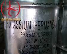 KMNO4 - POTASSIUM PERMANGANATE