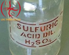 Acid sulfuric - H2SO4 98%